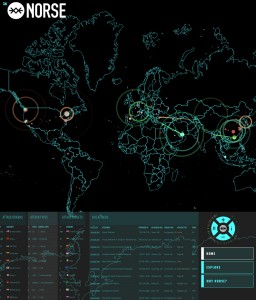 Norde Corp live map