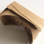 Mijn Google cardboard bril