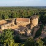 Het kasteel van Guédelon