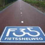 Een autobahn voor fietsers
