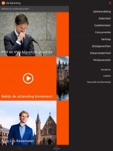 EenVandaag De Stemming app