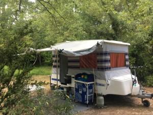 Paradiso Ideale Beach caravan